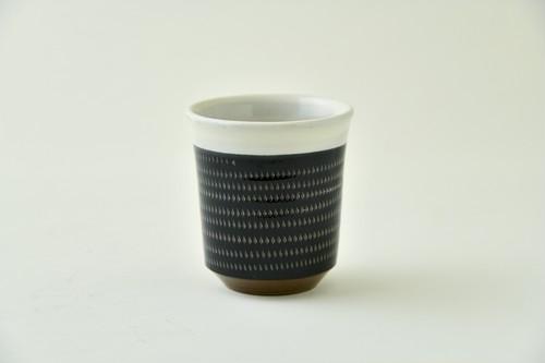 傳 杯 / 大 (黒呉須)