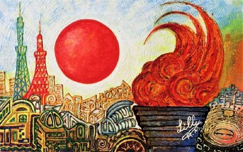 【火もまた昇る】A4ポスター~Kastrada2020~