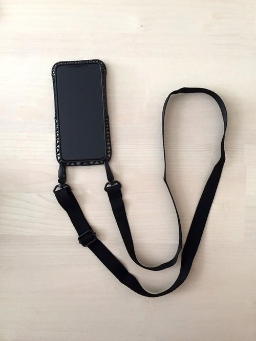iPhone ショルダーストラップ「truss」 アウトドア
