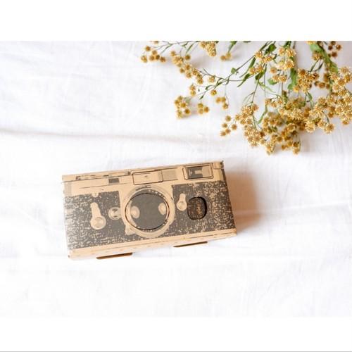 Leica M3風 写ルンですカバー【Wedding ver.】