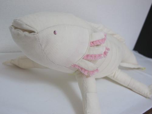 ウーパールーパー Axolotl