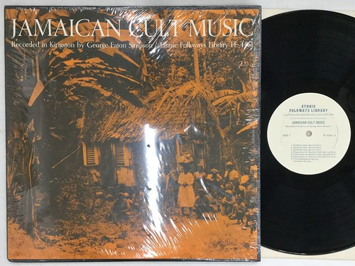 V.A. / JAMAICAN CULT MUSIC