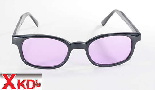 X KD's biker shade  - Light Purple #KD11216