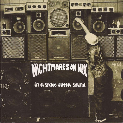 (2LP)Nightmares On Wax 「IN A SPACE OUTTA SOUND」