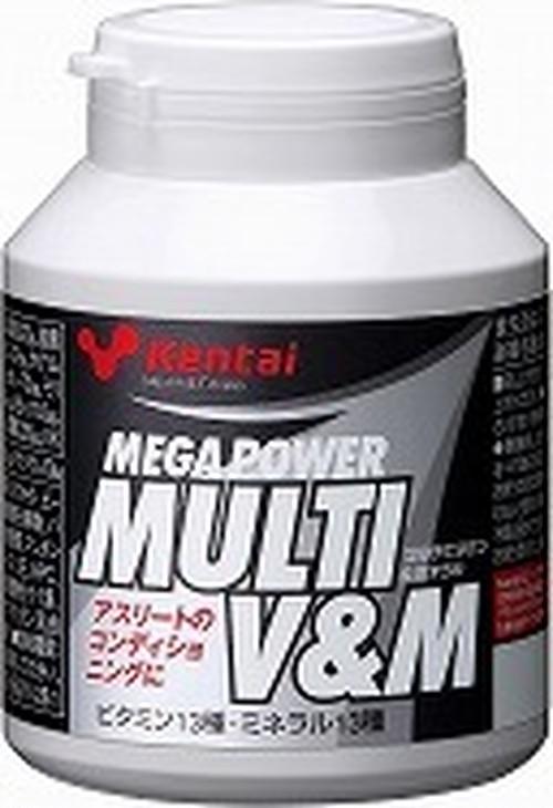 kentai 健康体力研究所 メガパワー マルチビタミン&ミネラル K4410