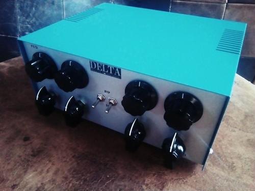 IMAI式2chパッシブイコライザ|DELTA BLUE