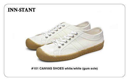 INN-STANT CANVAS SHOES #101