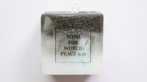 SQUARE MODEL  / WISH FOR WORLD PEACE 9.11