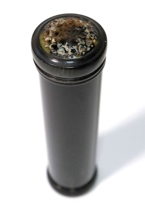 水牛の角製 虫管 小サイズ