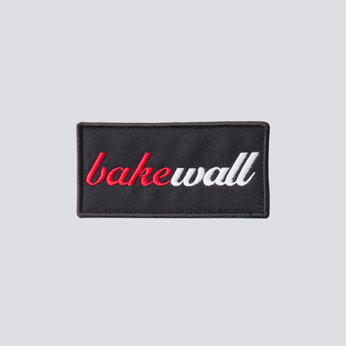 BAKEWALL LOGO PATCH