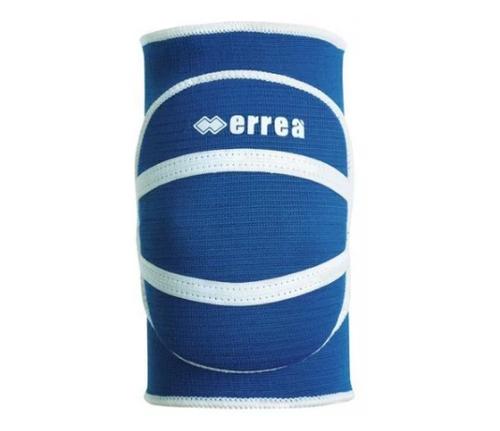 【Errea】海外限定(ユニセックス)☆バレーボール ニーサポーター 左右セット blue