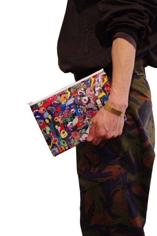 WE ARE THE ??? CLUTCH BAG