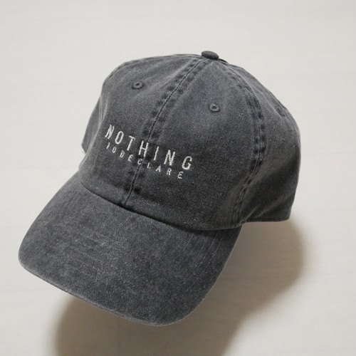 Low Cap (Grey)