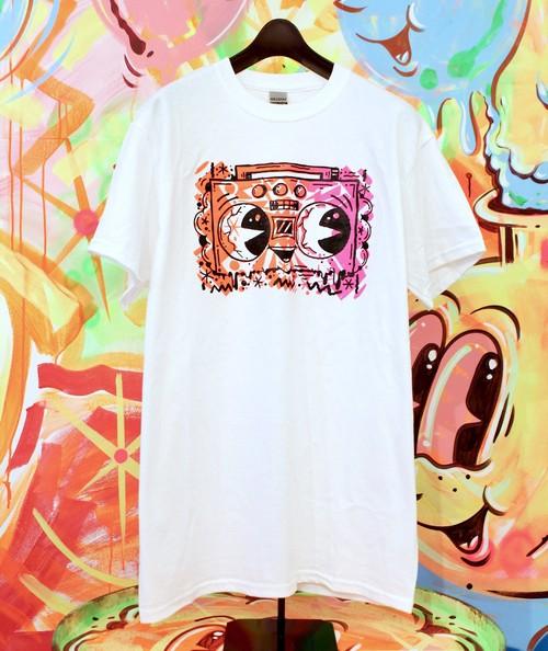 Vinnie Nylon/T-shirt 'STREET TRASH PUNK'