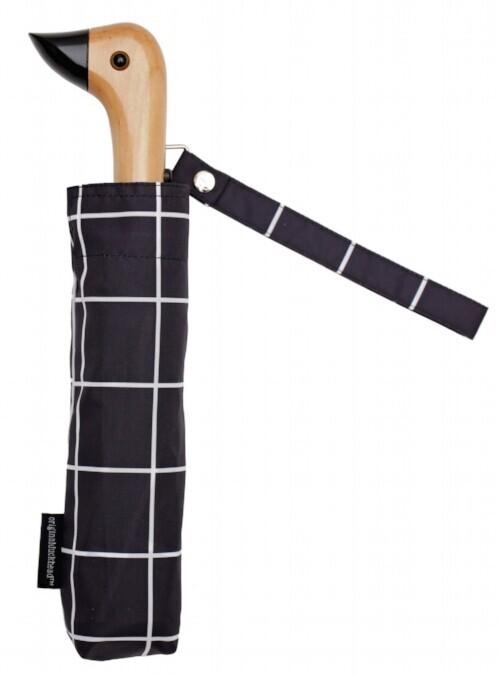 DUCK HEAD 折畳み傘*BLACK