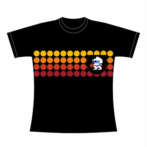 ディグダグ (DIGDUG) 〜1 POCKET TEE〜 (BLACK) / GAMES GLORIOUS