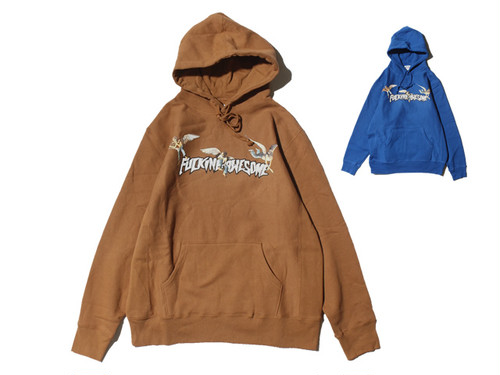 Fucking Awesome|Angel Stamp Hoodie