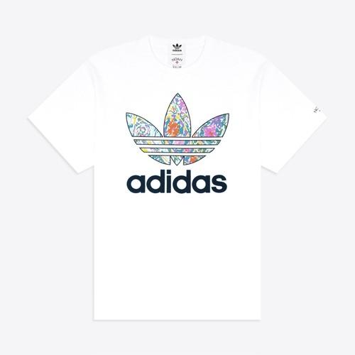 Noah x Adidas Double  Logo Tee