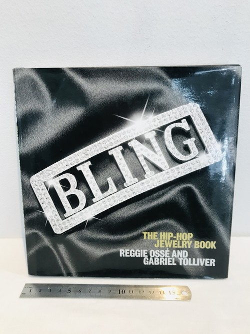 BLING   THE HIP-HOP JEWERY BOOK