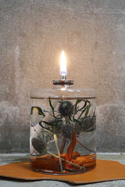 PLANTAHOLIC OIL LAMP No.9 -Eryngium-