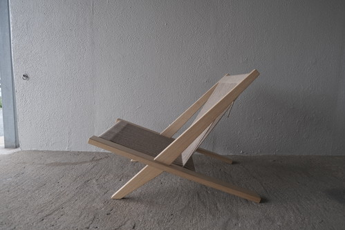 Poul Kjaerholm and Jørgen Høj PP106 Wooden chair with flagline PPmobler ポール・ケアホルム チェア 椅子 PPモブラー