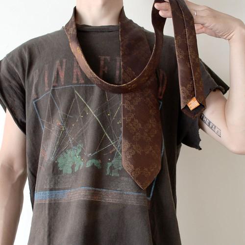 Dinos Chapman Limited 1/300 silk tie