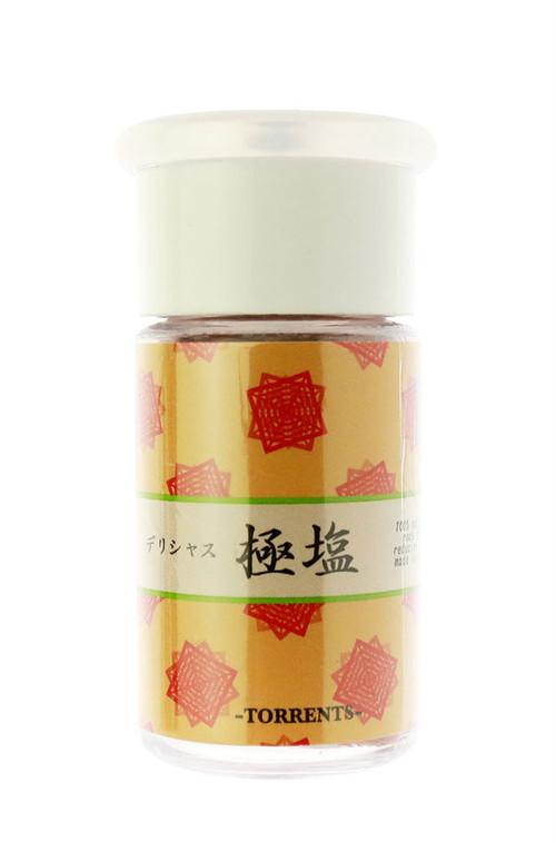 極塩  デリシャス 粒 30g(ミニボトル)