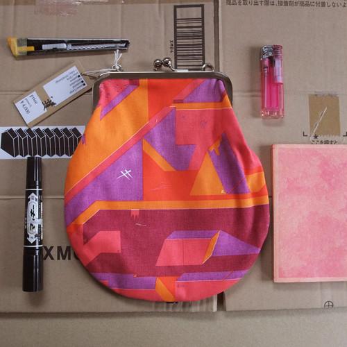 がま口/purse/Large 003