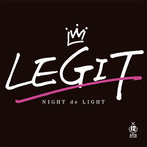 Legit-ナイトdeライト12ヶ月連続CD(8月)
