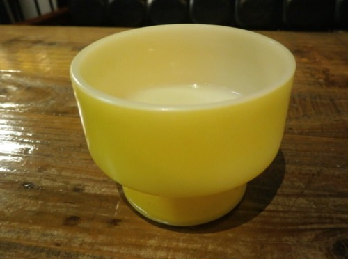 1960s Federal Sherbet Cup