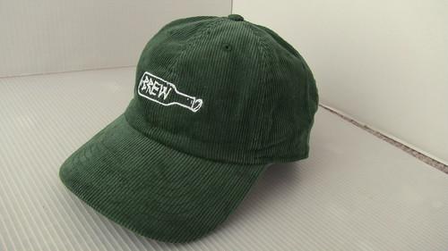 BIN CAP green