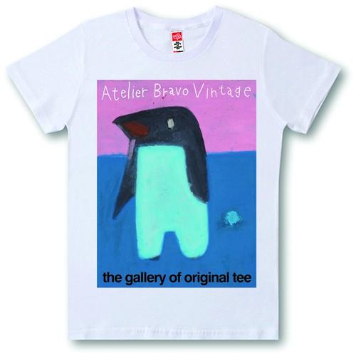 Tシャツ 皇帝ペンギン