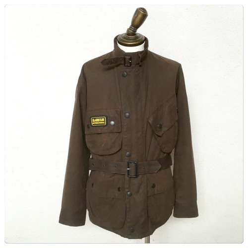 Barbour International Jacket Waterproof And Breathable