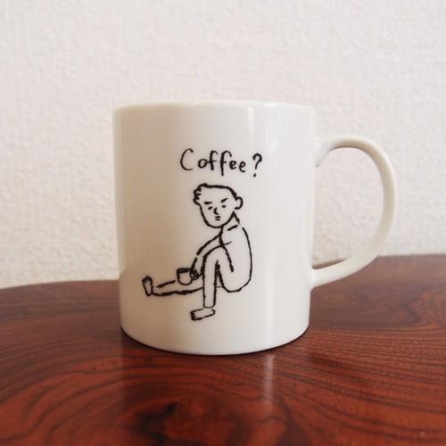 Mr.Coffeeのマグカップ