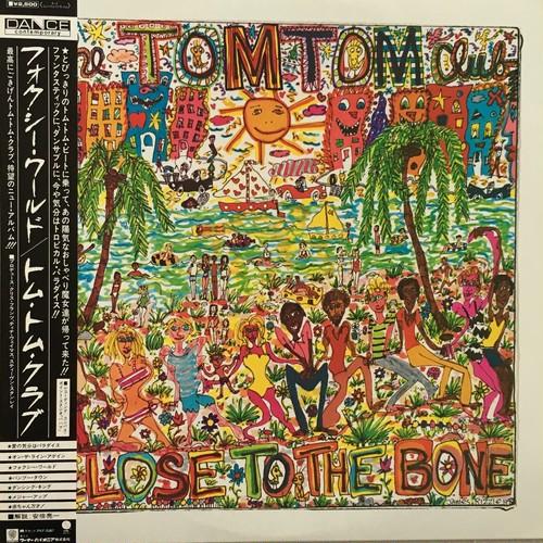 【LP・国内盤】トム・トム・クラブ / フォクシー・ワールド