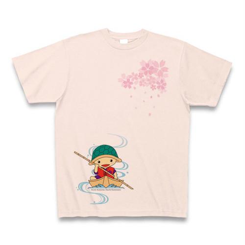 かめまるTシャツ(さくら)