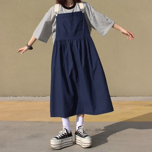 ジャンパースカート【A244】