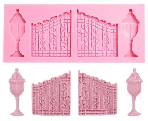 Beautiful gate(ビューティフルゲート)シリコンモールド