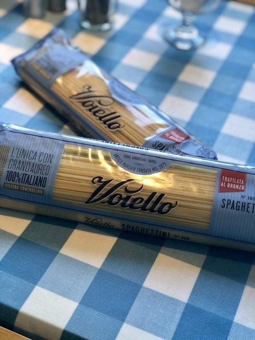 パスタ ヴォイエッロ スパゲティーニ 1.7mm