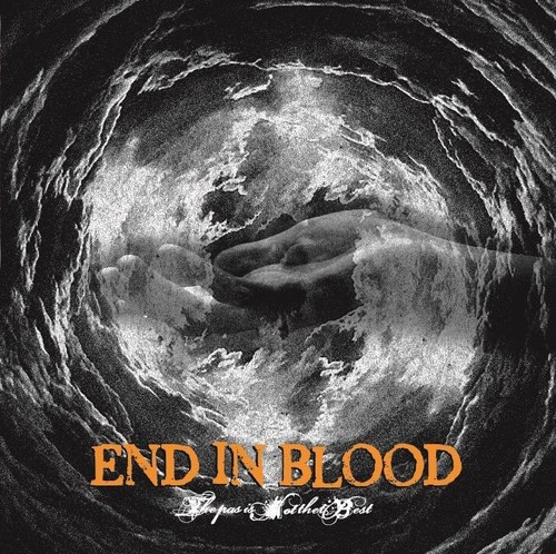END IN BLOOD / The Past Is Not The Best (CD)