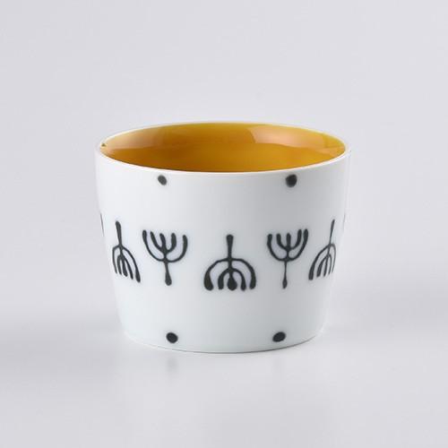 サボテン ミニカップ(オレンジ)