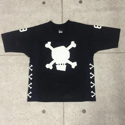 Stussy ナンバリングメッシュTシャツ