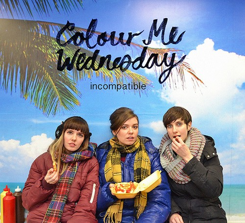 Colour Me Wednesday / Incompatible