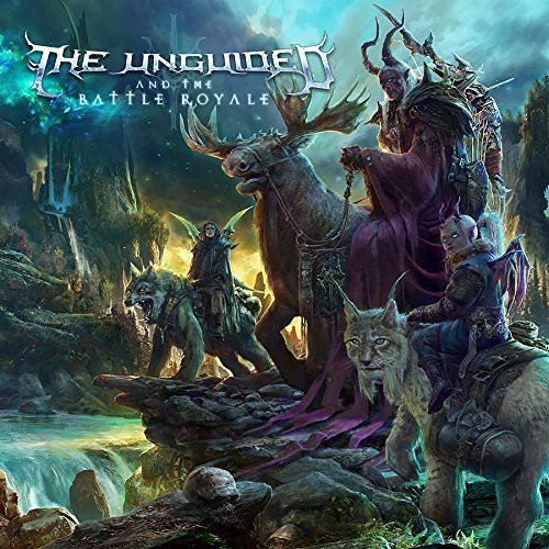 AND THE BATTLE ROYALE / THE UNGUIDED
