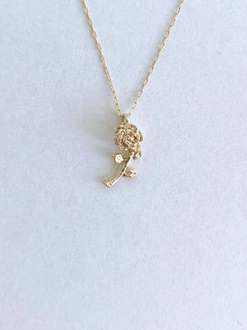 COHAKU    English Rose Necklace