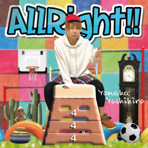 AllRight!! -配信限定2nd Single-