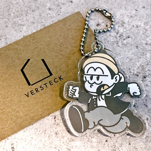 CROSSING YOUTH キーホルダー/VERSTECK edition