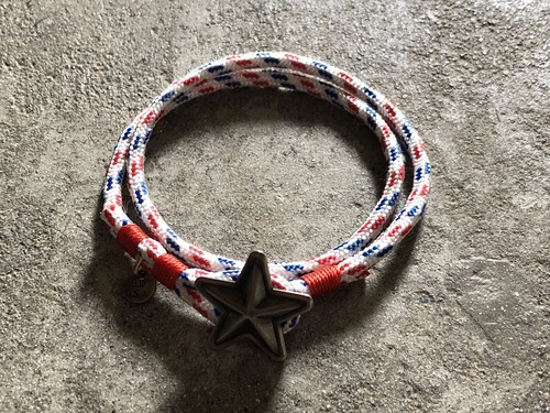 Button Works USA ボタンワークス U.S.A. Star Concho Bracelet