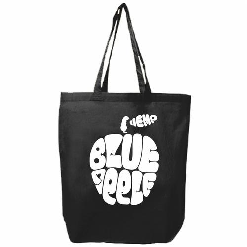 オリジナルトートバッグ(eco bag)黒【ネコポス発送可能】