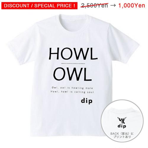 [dip] Size XS - HOWL/OWL T(2013)